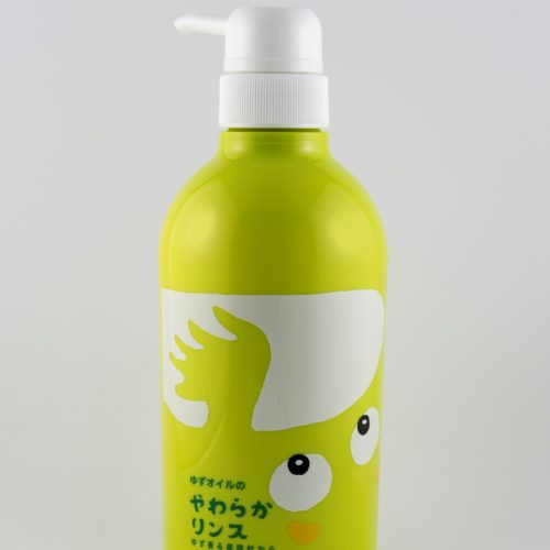Bottle of Yuzu Conditioner